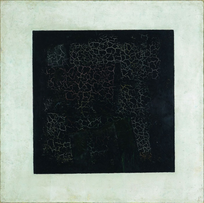 The black square 1915
