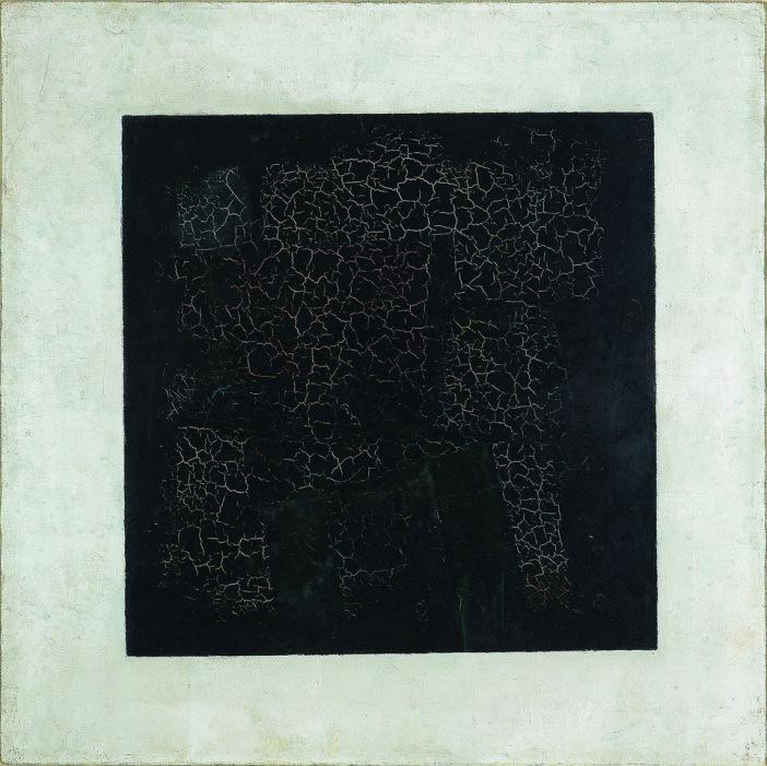 The black square 1915