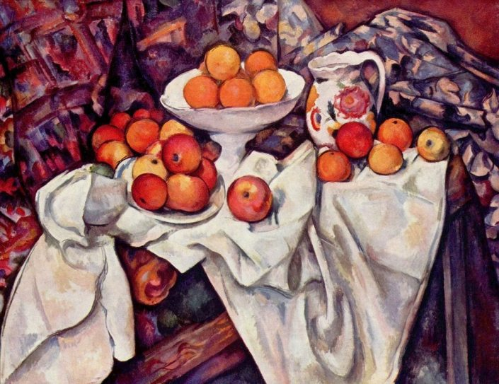 Cezanne_still-life-with-apples-and-oranges