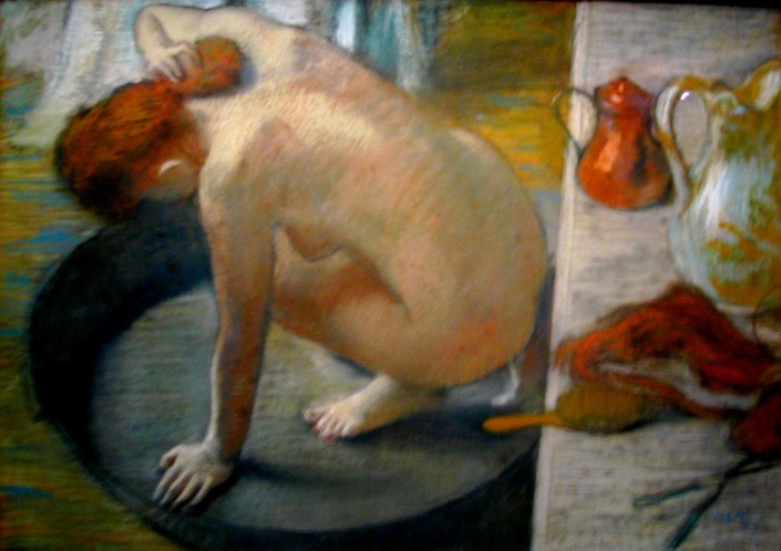 Edgar_Degas_the tub_1886