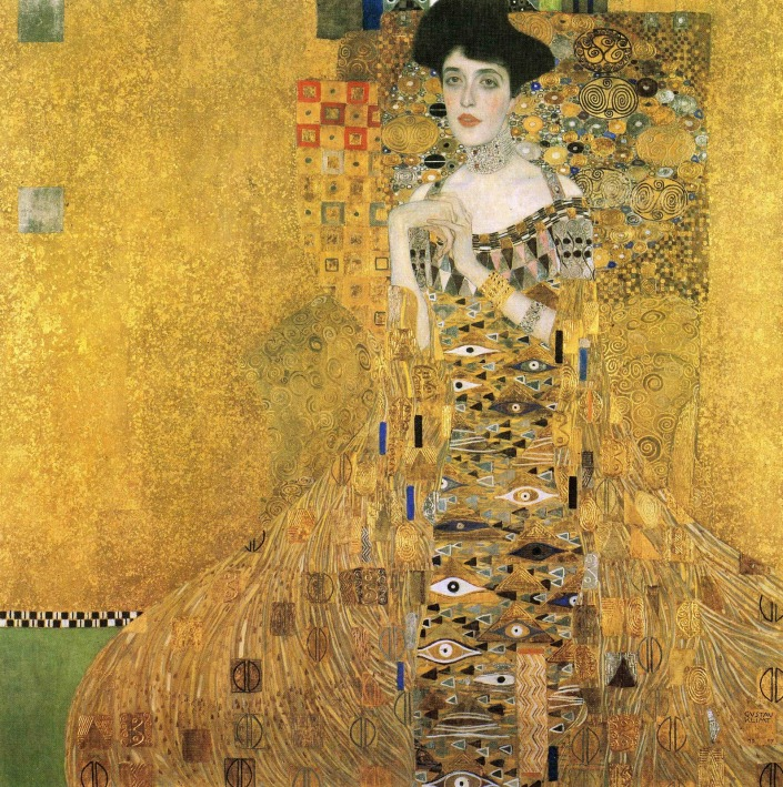 Klimt_Portrait of Adele Bloch-Bauer I