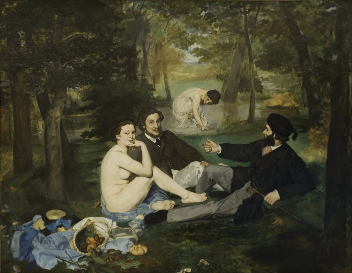 Manet_Luncheon_1862