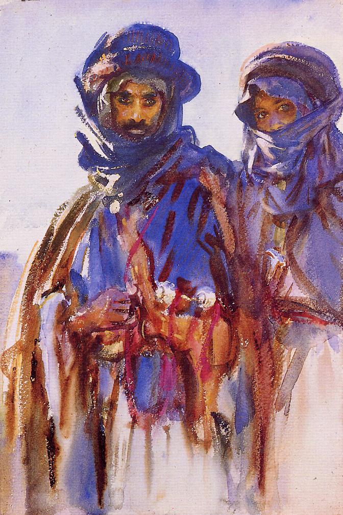 Bedouins_John_Singer_Sargent