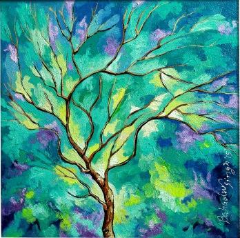 bahadur-singh-seasons-48-oil-on-canvas-painting-ek-15-0016-ol-0028-12x12