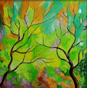 bahadur-singh-seasons-53-oil-on-canvas-painting-ek-15-0016-ol-0033-12x12
