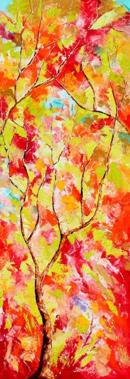 bahadur-singh-tree-of-life-oil-on-canvas-painitng-ek-15-0016-ol-0019-15x48-jpg