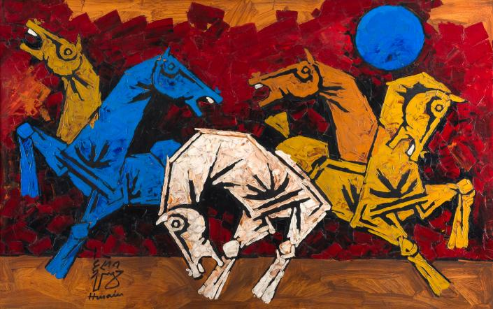 m-f-_husain_-_five_horses_1970s_oil_on_canvas_43-5_x_70_in_low_res_-_copy
