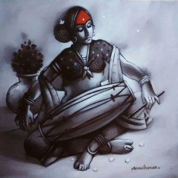 mellifluous1-avinash-deshmukh-painting