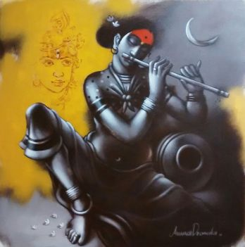 mellifluous2-avinash-deshmukh-painting
