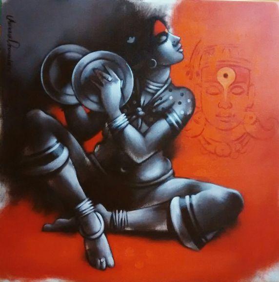 mellifluous4-avinash-deshmukh-painting