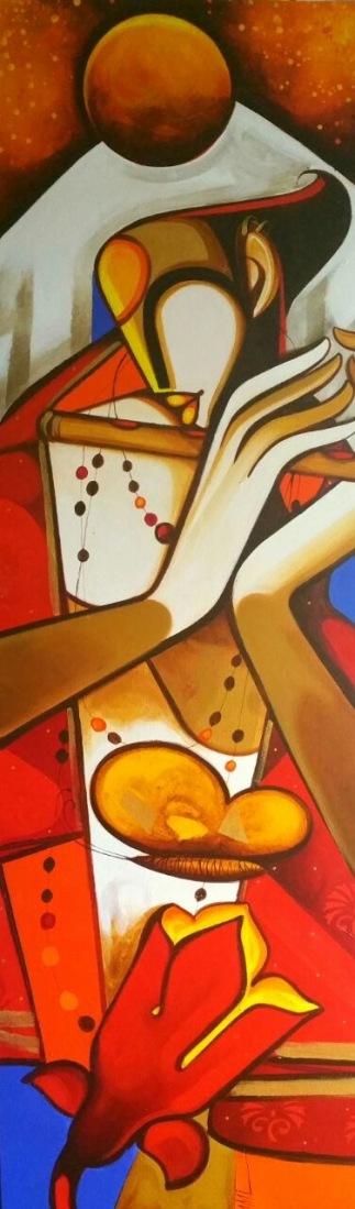 om-swami-sweet-surrender-4-relegious-painting-ek-15-0053-ac-0015
