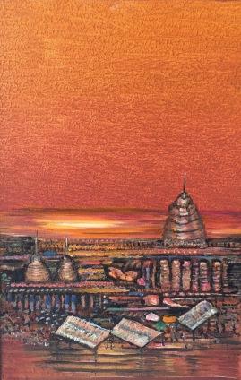 madhuri-bhaduri-glimpses-24x16-impressionism-painting-ek-15-0015-ol-0016